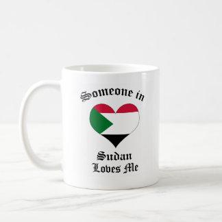 Sudan Coffee Mug