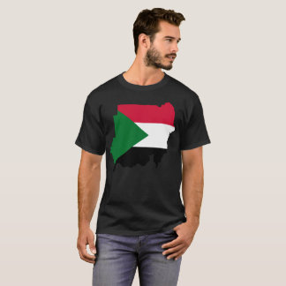 Sudan Nation T-Shirt