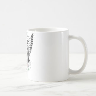 Sudan National Emblem Mugs