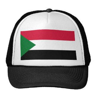 Sudan National World Flag Cap