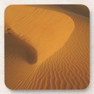 Sudan, North (Nubia), dunes in the desert Drink Coaster