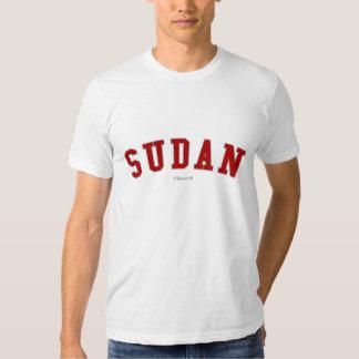 Sudan Shirts