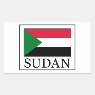 Sudan sticker