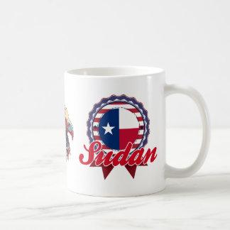 Sudan, TX Coffee Mugs