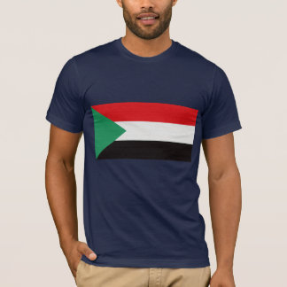 Sudan's Flag T-Shirt