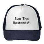 """Sue The Bastards!!"""