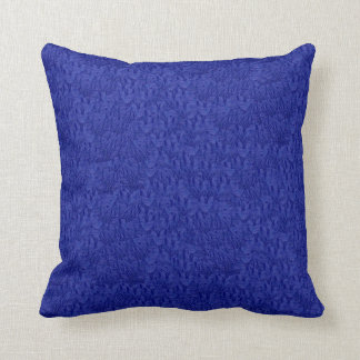Suede Simulated Blue-dish Decor-Soft Pillows