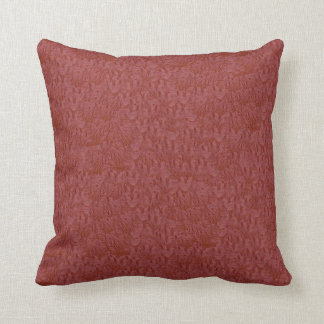 Suede Simulated Brownish Decor-Soft Pillows