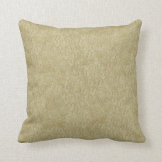 Suede Simulated Cream Decor-Soft Pillows