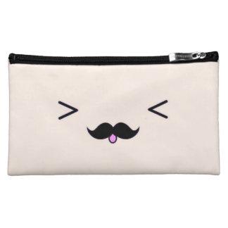 Sueded Medium Cosmetic Bag