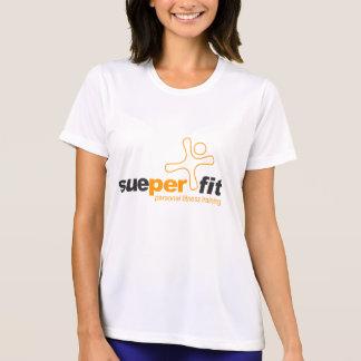 sueper fit Ladies Micro-fibre T T-Shirt