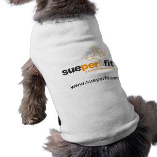 sueper fit Pet Tank Top Sleeveless Dog Shirt