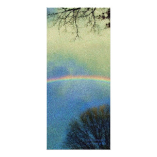 suerat style rainbow Rack Card