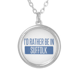 Suffolk Silver Plated Necklace
