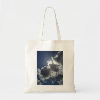 Suffolk Sky Budget Bag