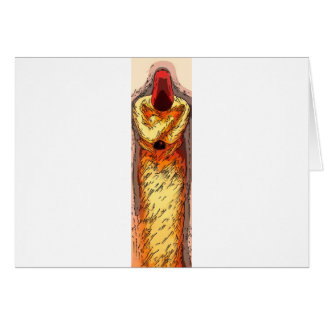 sufi standing card