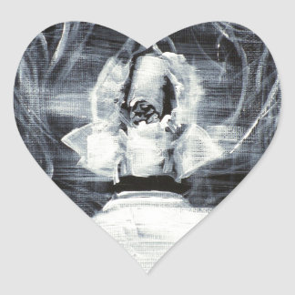 sufi whirling - february 19,2013.JPG Heart Sticker