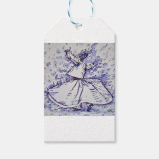 sufi whirling - NOVEMBER 19,2017 Gift Tags