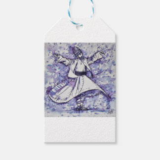 sufi whirling - NOVEMBER 21,2017 Gift Tags