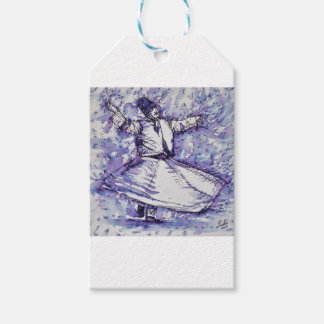 sufi whirling - NOVEMBER 27,2017 Gift Tags