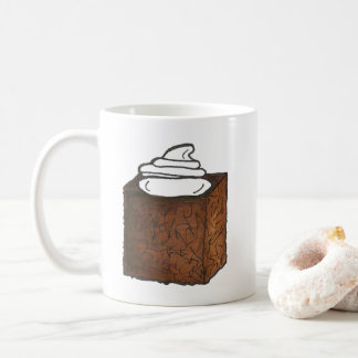Sugar and Spice Gingerbread Cake Christmas Holiday Coffee Mug