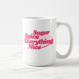 Sugar and Spice Mugs