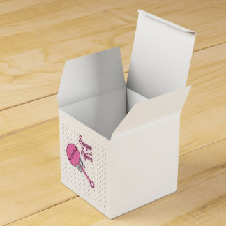 Sugar and Spice Party Favour Box