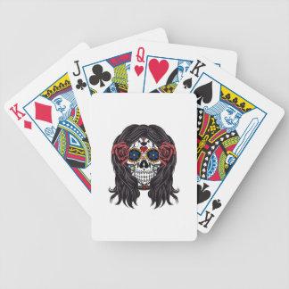 SUGAR BABE BICYCLE PLAYING CARDS