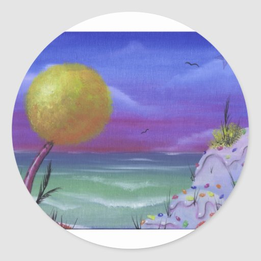 sugar beach stickers