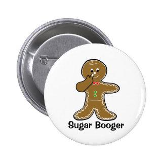 Sugar Booger 6 Cm Round Badge