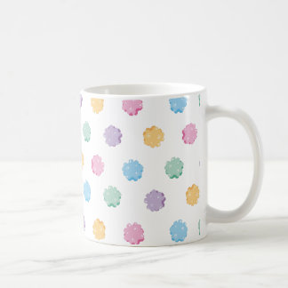 Sugar candy dot goods coffee mug