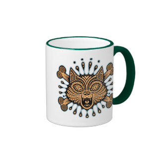 Sugar Cat Pirate Ringer Mug