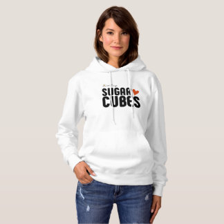 Sugar Cube Women's Basic Hooded Sweatshirt