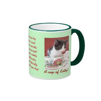 Sugar for your tea ringer mug