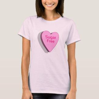 Sugar Free Candy Heart Shirt (pink)