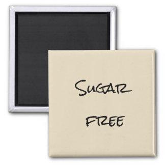 Sugar Free magnet