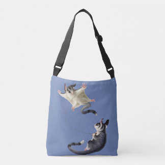 sugar glider kite crossbody bag