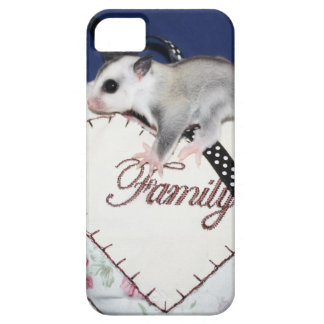 Sugar Glider Loves Family Barely There iPhone 5 Case