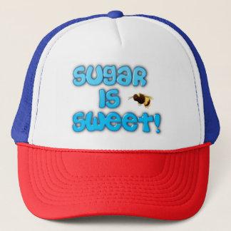 Sugar is sweet trucker hat