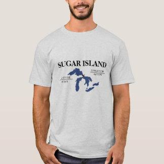Sugar Island, Michigan T-Shirt