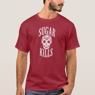 Sugar Kills (Skull) T-Shirt