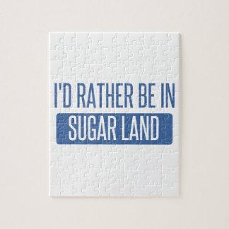 Sugar Land Jigsaw Puzzle