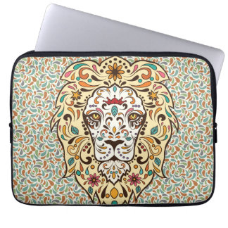 Sugar Lion Laptop Sleeve