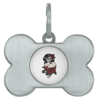 SUGAR LOVE PET NAME TAG