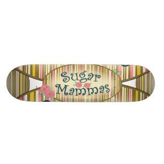 Sugar Mammas Malibu SK8 Skateboard