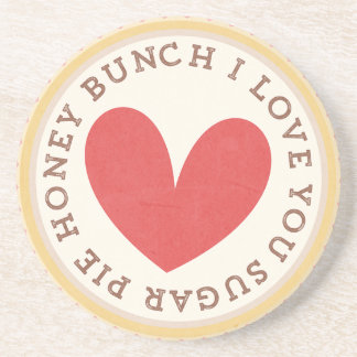 Sugar Pie Honey Bunch Beverage Coaster
