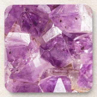 Sugar Plum Fairy Crystals Coaster