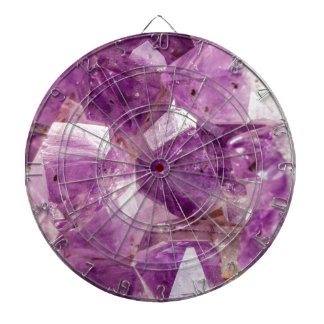 Sugar Plum Fairy Crystals Dartboard