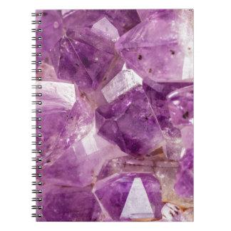 Sugar Plum Fairy Crystals Notebook