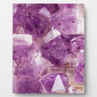 Sugar Plum Fairy Crystals Plaque